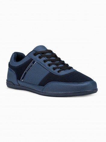 Ombre Clothing Moške casual superge rivers navy