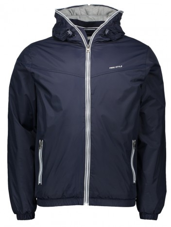 Mens Jacket Edoardo Navy