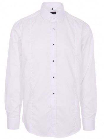 Mens Shirt Mauricius White