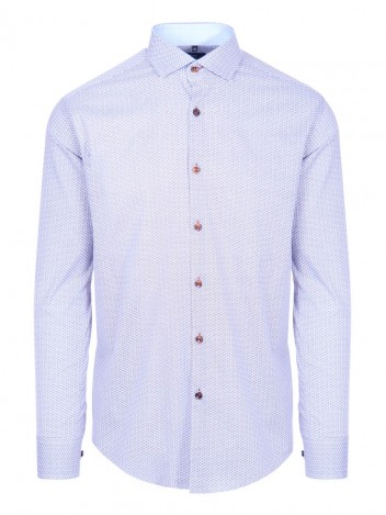 Mens Shirt Spell White